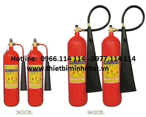 Tổng hợp những thiết bị phòng cháy chữa cháy bạn nên biết 2