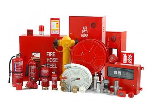 Tổng hợp những thiết bị phòng cháy chữa cháy bạn nên biết 1
